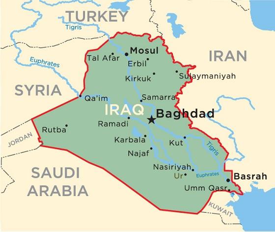US Iraq intelligence summary on Iranian infiltration, Al-Sadr, Mahdi ...